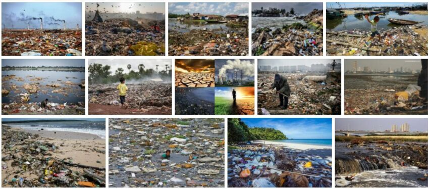Cambodia Ecological problems
