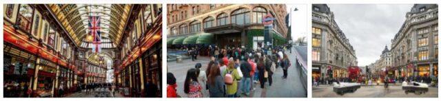 Shopping in United Kingdom
