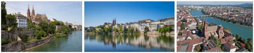 Basel, Switzerland City History