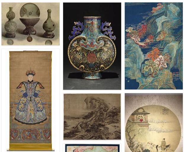 China Arts - From Song to Qing Dynasty