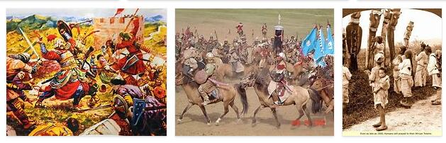 China History - From The Origins to The Mongols 3