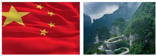 China Hydrography
