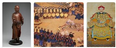 China history Manchu Dynasty